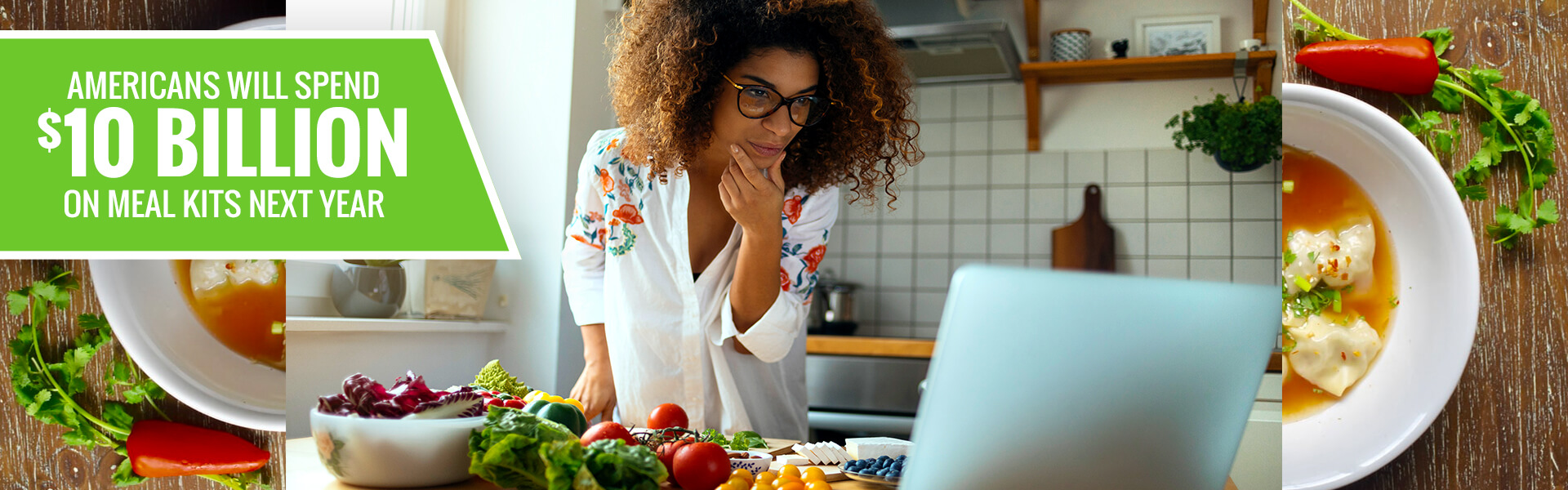 Food & Hospitality blog - QSR and Fast Casual Restaurants vs Meal Kits.